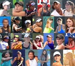 Blue Chip Girls Julie Wrege The Tennis Recruiting Network
